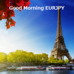 Good Morning EURJPY