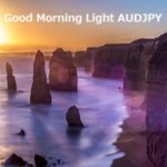 Good Morning Light AUDJPY