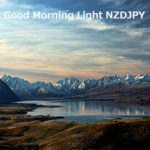 Good Morning Light NZDJPY