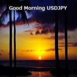 Good Morning USDJPY