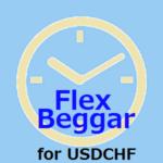 Flex Beggar for USDCHF