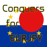 Conquers for EURJPY