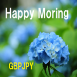 Happy Morning_GBPJPY